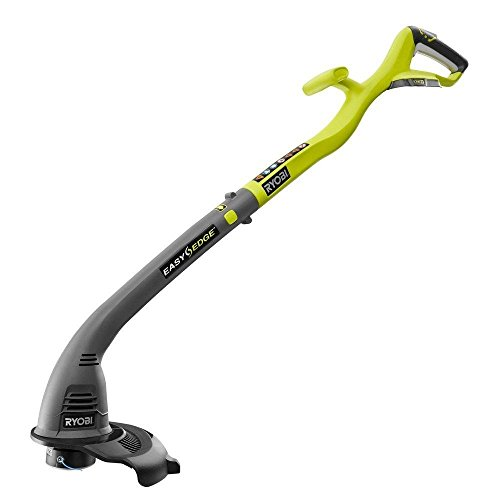 Ryobi 18-Volt Lithium-ion Shaft Cordless Electric String Trimmer and Edger ZRP2003A (WITHOUT Battery and Charger) (Certified Refurb)