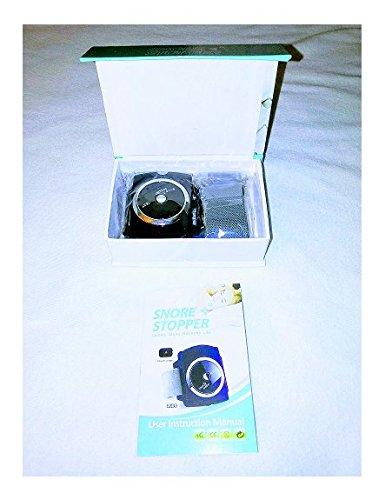 Amazon.com: Brasalete Reloj Anti Ronquido Terapia (dark): Health & Personal Care