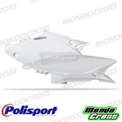 /07 /13/Honda CR 125/02/ mondocross Tabelle portanumero laterales Polisport blanco color OEM HM Cre 50/07/ /07/Cr 250/02/ /13/derapage 50/07/