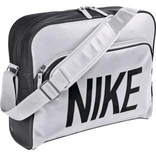 Nike Heritage Track Messenger Bag - White 4553314e07bff
