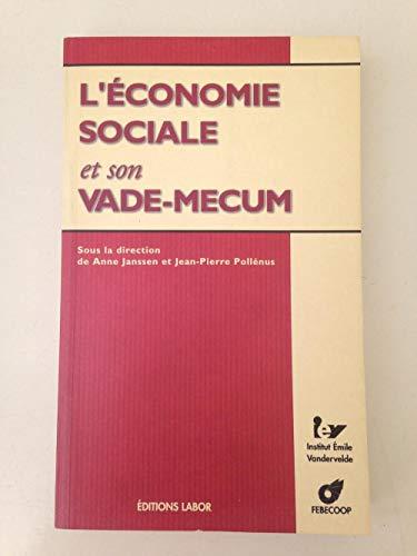 ECONOMIE SOCIALE ET SON VADEMECUM COLLECTIF
