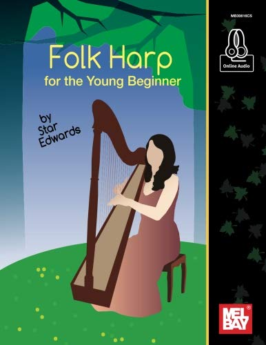 Folk Harp for the Young Beginner ()