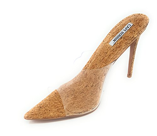 Heel Cork Wedge - 9