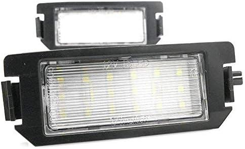 Led Kennzeichenbeleuchtung Mit Zulassung Auto