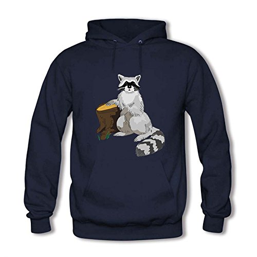 xijia custom Women's Creative Design Cute Raccoon Graphics C