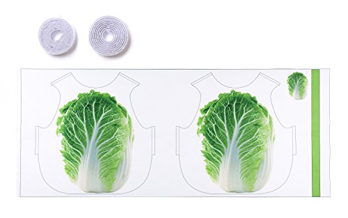 [Toddlers DIY Dress-up Cosplay Costumes Dress Printed with Cabbage Parent-child Toys Clothes (Height] (Diy Family Costumes)
