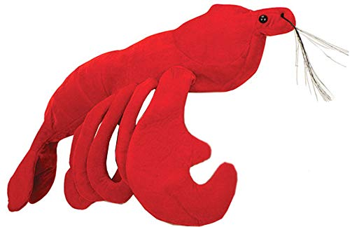 Plush Lobster Hat ()