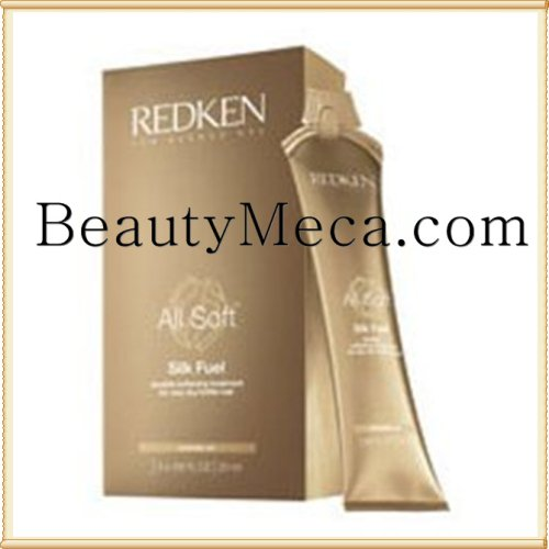 Redken All Soft Silk Fuel Treatment 20ml 5 x.68 OZ