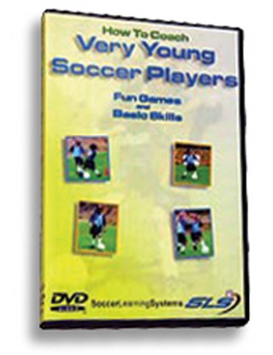 How to Coach Very Young DVDサッカー選手 B00FN7R9FO