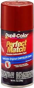 Dupli-Color BCC0424 Chili Pepper Red Pearl Chrysler Perfect Match Automotive Paint - 8 oz. Aerosol