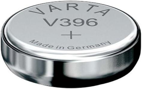 Varta V 396 1 55 V 25 Mah Uhrenzelle Elektronik