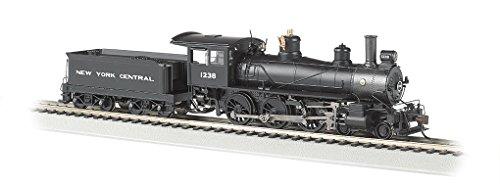 Bachmann HO Scale Train Steam Loco 4-6-0 Baldwin DCC Ready N