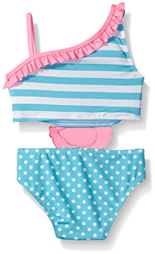 Baby Buns Girls Tribal Cutie Terry Cover Up Swim Set