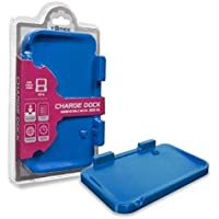 Tomee Charge Dock - Blue for Nintendo 3DS XL