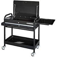Husky 31 in. 1-Drawer Utility Cart