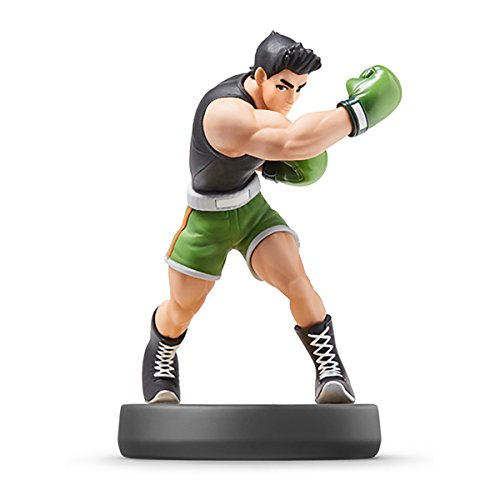Little Mac amiibo - Japan Import (Super Smash Bros Series) by Nintendo