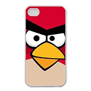 iphone4 4s Phone Case White Angry Birds UYUI6800930