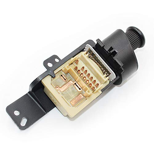 Hotwin Headlight Switch Compatible With 1997 to 2005 Buick Century 1997 to 2004 Regal
