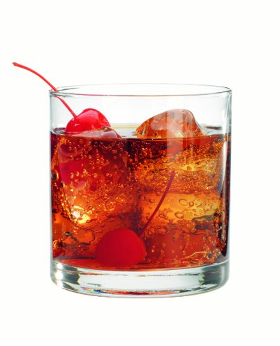 Anchor Hocking Vienna Rocks Double Old Fashioned Whiskey Glasses, 14 oz (Set of 4) (Rocks Double Old Fashioned)