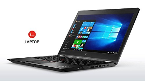 Lenovo ThinkPad P40 Yoga Multi-Mode Mobile Workstation Laptop - Windows 10 Pro - Intel Core i7-6500U, 16GB RAM, 512GB SSD,...