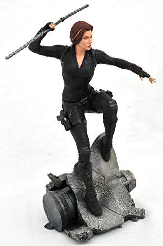 418w7mGQg7L DIAMOND SELECT TOYS Marvel Premier Collection: Avengers Endgame Black Widow Statue, Multicolor