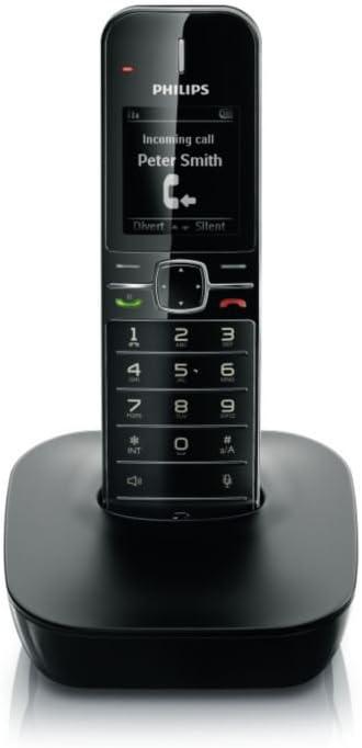 Philips CD4801B, Digital, 50 entradas, GAP, FSTN, Blanco, 5.08 cm (2