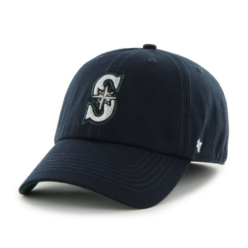 fan products of MLB Seattle Mariners Cap, Navy, Small