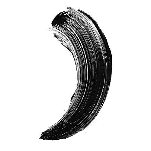 Maybelline New York Illegal Length Fiber Extensions Washable Mascara, Blackest Black, 0.22 fl. oz.