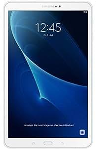 """Samsung Galaxy Tab A (2016) - Tablet de 10.1"""" FullHD (WiFi, Procesador Octa-core, 2 GB de RAM, 32 GB de almacenamiento, Android 7.0); Blanco"""