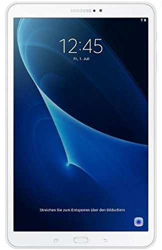 Samsung Galaxy Tab A T580 10.1 SM-T580NZWAXAR 16GB 8MP WiFi Tablet (White)