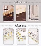 Onlyesh Adhesive Caulk Strip, Waterproof Mildew