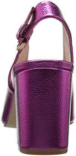Donna Cinese Lavanderia Obvi Pump Hot Pink / Metallic