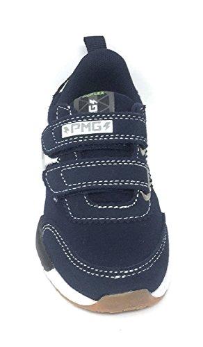 PRIMIGI Zapatillas de Lona Para Niño Azul Turquesa
