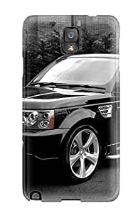 5009939K87534335 Awesome Case Cover/galaxy Note 3 Defender Case Cover(black Sexy Land Rover)