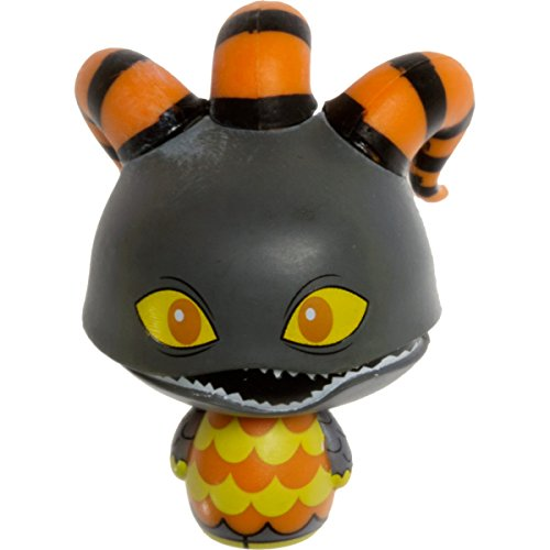 (Harleyquin Demon: Funko Pint Size Heroes x The Nightmares Before Christmas Micro Vinyl Figure)