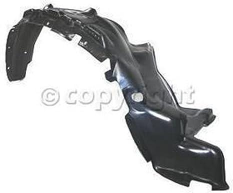 Steel Passenger Side Fender Primed Front For Tundra 00-06