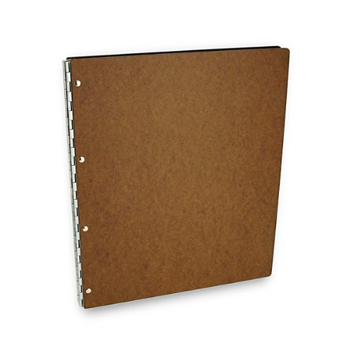 Pina Zangaro Tera Screwpost Binder, 11x14 Portrait - Screwpost Portfolio Book