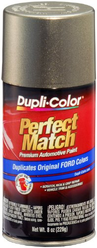 - Dupli-Color EBFM03527 Mineral Gray Metallic Ford Exact-Match Automotive Paint - 8 oz. Aerosol