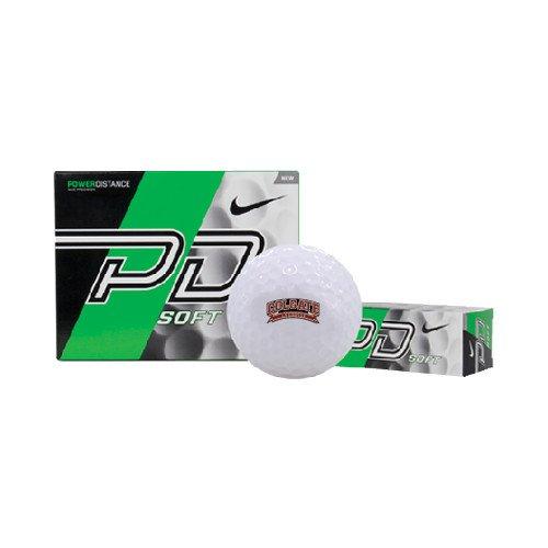 Colgate Callaway Warbird Golf Balls 12/pkg 'Lacrosse' by CollegeFanGear