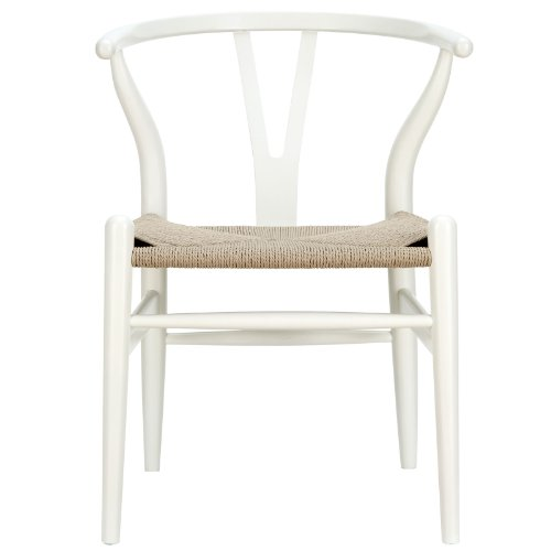 22 Wishbone (Modway Amish Dining Chair in White)