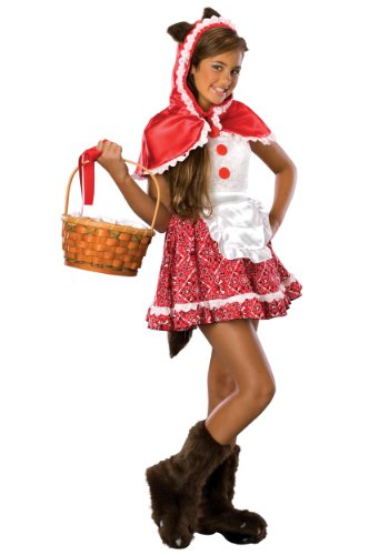 Red Riding Hood Tween Costume Size Small]()
