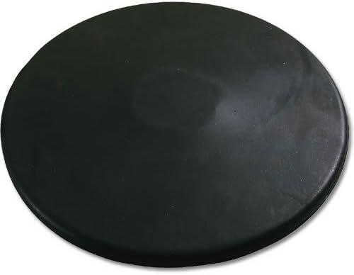 Nelco Practice 1.6K Black Rubber Discus by Nelco