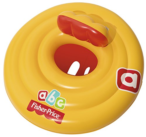 Fisher-Price Swim Safe 3 Ring Baby Support Float Pool Seat
