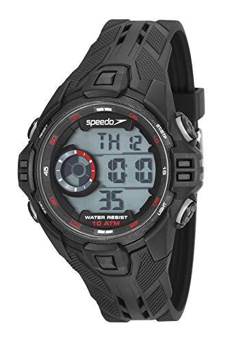 Relógio Digital Speedo, 80636G0EVNP1, Masculino