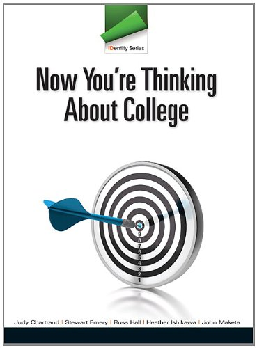 IDentity Series: Now You're Thinking about College