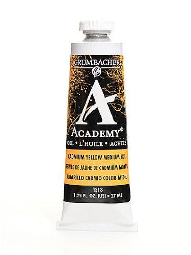 grumbacher-academy-oil-paint-37-ml-125-oz-cadmium-yellow-medium-hue