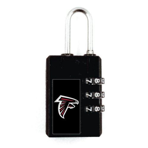 Atlanta Falcons Kofferschloss TSA Schloss