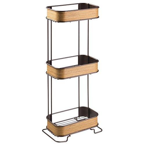 bronze shelf unit - 8