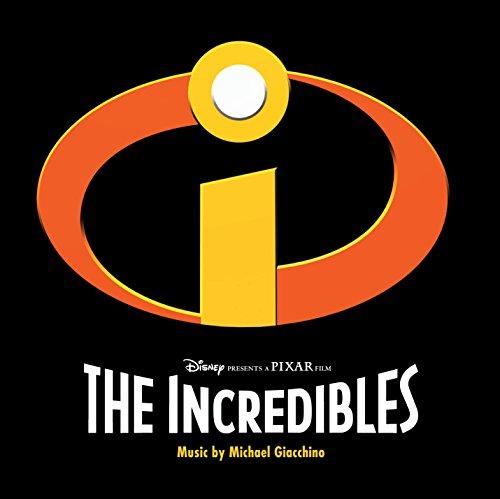 Original album cover of The Incredibles (Original Motion Picture Soundtrack) by Original Motion Picture Soundtrack