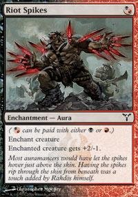 Magic: the Gathering - Riot Spikes - Dissension